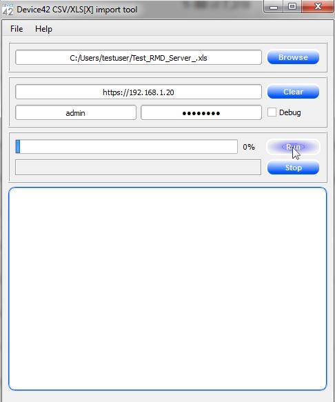 Spreadsheet Converter Tool