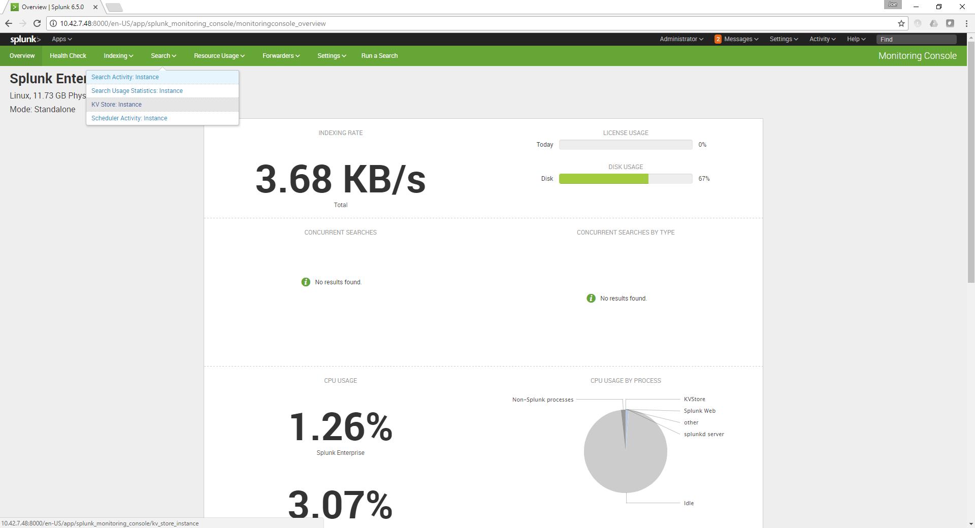 Search>KV_Store-Instances