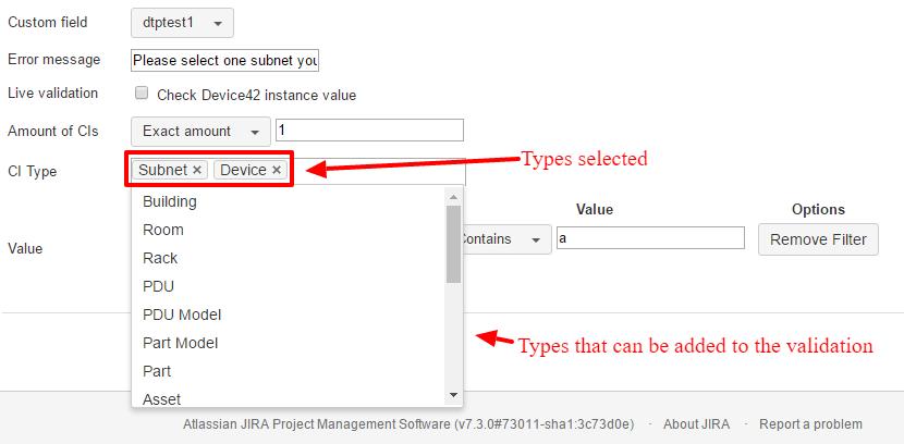 Type Validation