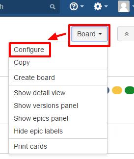 Configure new board